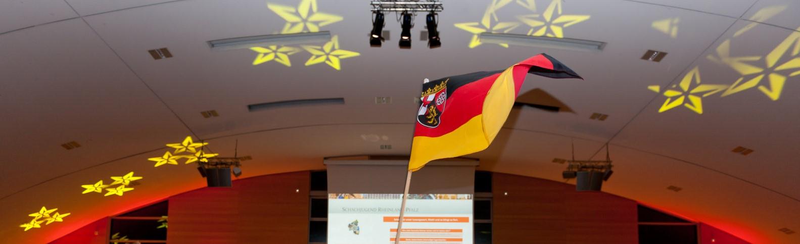 Kontingente bei den Deutschen Meisterschaften